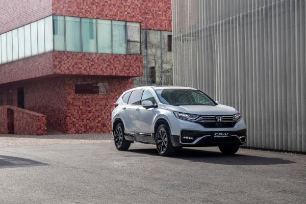 东风本田CR-V锐·混动e+正式上市 售27.38万起 百公里油耗仅1.1L