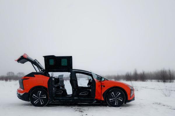挑战零下39度高寒 高合HiPhi X完成第二次冬季测试