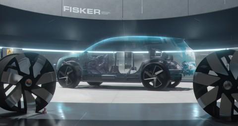 富士康将为Fisker代工生产电动车 年产量逾25万辆