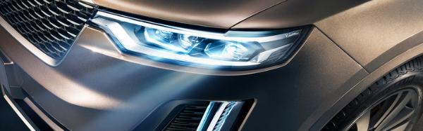 凯迪拉克新款XT6正式上市 售价区间39.27-55.27万元