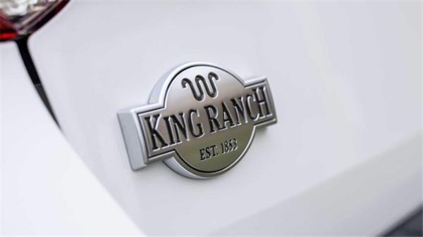 福特发布了更为豪华的探险者King Ranch版官图