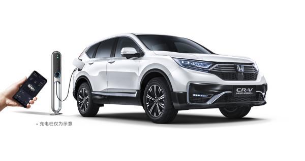 东风Honda CR-V锐·混动e+赋能上市