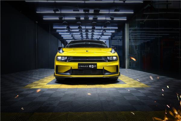 20万最值得购买的性能车:领克03+