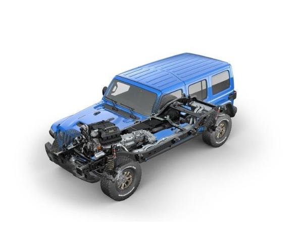 牧马人Rubicon 392售价公布 首次搭载V8发动机