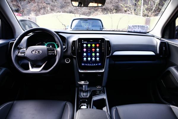 从潮流标签到移动智能终端 深度试驾全新ix35