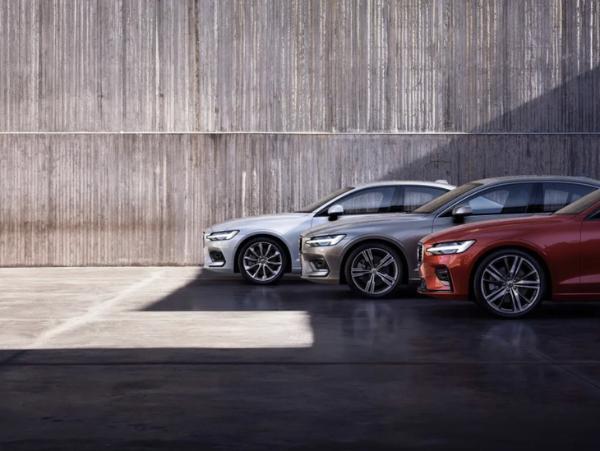 沃尔沃汽车1月份销售额同比增长91.4%