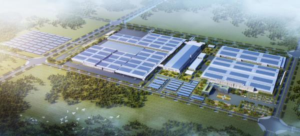 """奇瑞智能网联""""未来工厂""""一工厂项目开工建设"""