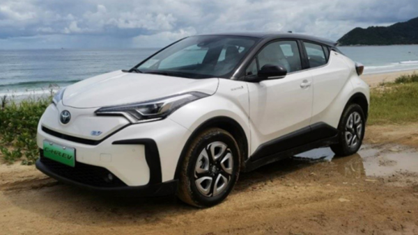 丰田:基于e-TNGA架构的中型SUV将在上海车展上发布
