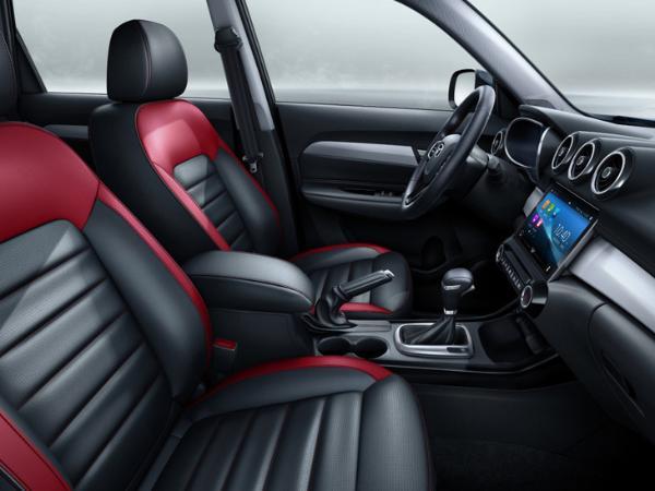 新款凯翼X3正式上市 2款车型/售价6.89万元起