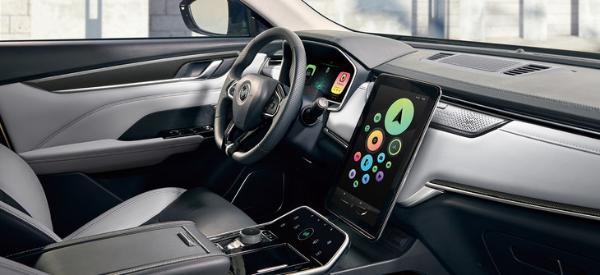2021款威马EX5-Z上市 补贴后售14.98-15.98万元