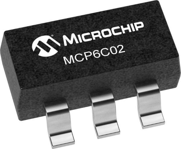 Microchip推出新型电流检测放大器 可用于高温汽车应用