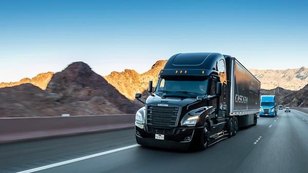 戴姆勒将拆分卡车部门 以加速零排放和软件驱动的未来
