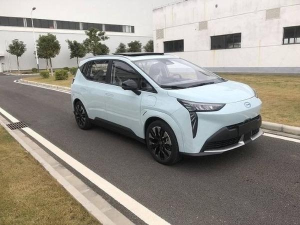 广汽埃安 Y申报信息曝光 两种版本车型 4月正式上市