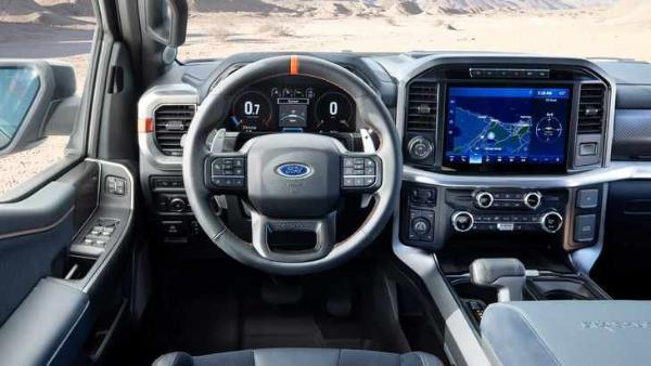 全新福特F-150猛禽官图 取消V8发动机 最快今夏开售