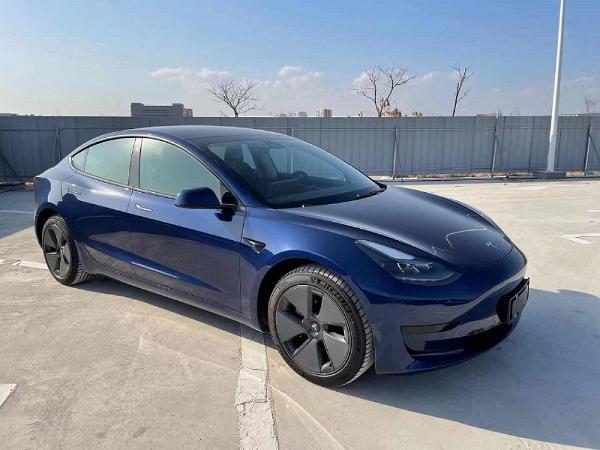 特斯拉新车型3宣言图曝光电机参数改进