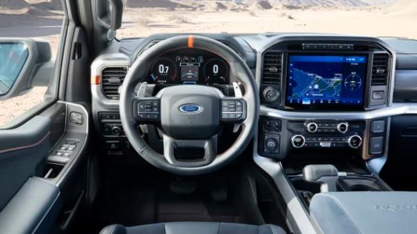 福特发布新版F-150猛禽高性能皮卡 并将推V-8车型