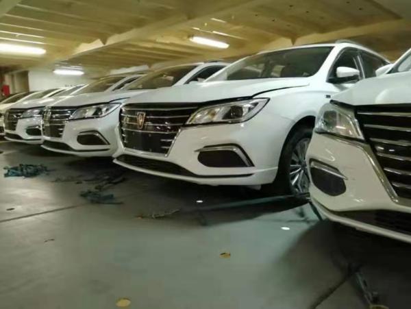 品质高、实力强,上汽认证二手车首次开拓海外市场!