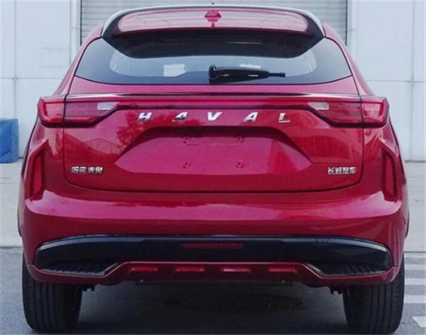 哈弗推出全新紧凑型SUV命名为赤兔