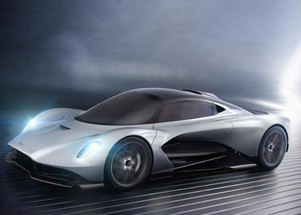 来自瓦尔哈拉 阿斯顿马丁的最新消息是由AMG混合动力系统在2023年发布的