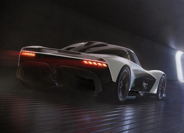 阿斯顿·马丁Valhalla最新消息 采用AMG混动系统 2023年发布