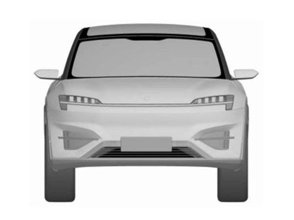 恒驰5专利地图曝光定位紧凑型纯电动SUV