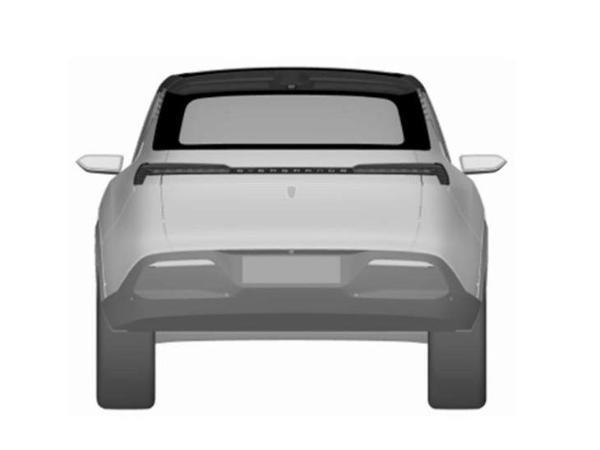 恒驰5专利图曝光 定位紧凑级纯电动SUV