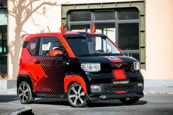 上汽通用五菱1月销量公布 超15.9万辆 同比增长45%