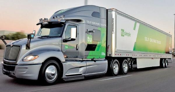 固特异投资图森未来 曾为图森未来货运网络提供轮胎管理方案
