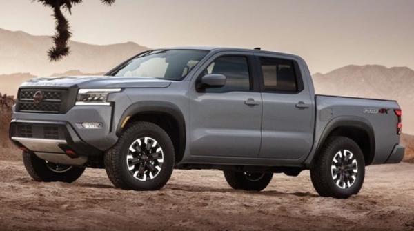 2022款日产Frontier将于今年夏天正式上市 价格有所下调