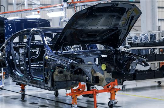 1月美国车市跌幅收窄,轻卡热度不减
