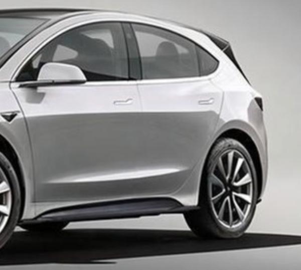 特斯拉Model2将于今年广州车展发布 续航可达450km