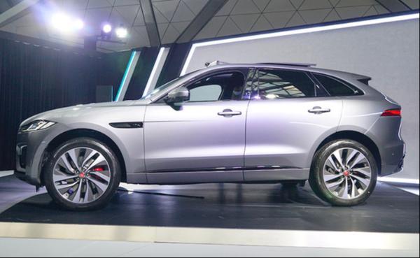 新款捷豹F-PACE今年4月上市 将匹配48V轻混系统