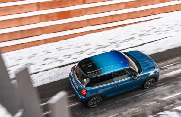 MINI COOPER SE特别版将于今年3月发售 续航超200km