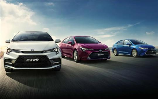 销量持续看涨,广汽丰田稳定开局