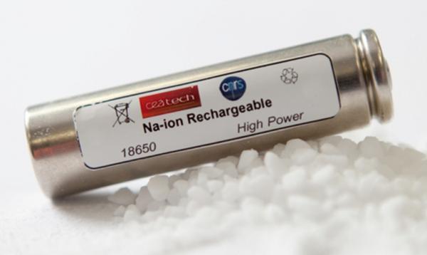 钠离子电池正飞快追赶锂电池