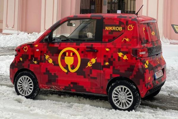 五菱官方否认宏光MINI EV登陆欧洲市场