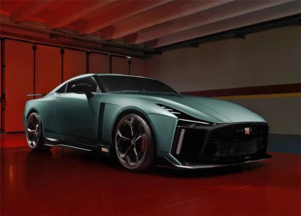交付始于2021年上半年 日产GT-R50生产版本限于全球50辆