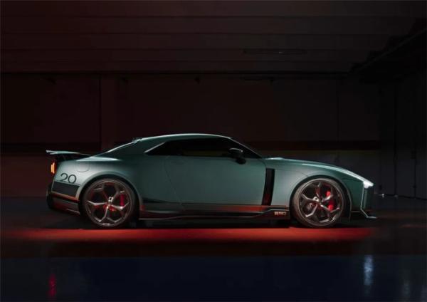 2021年上半年开始交付,日产GT-R50量产版全球限量50辆