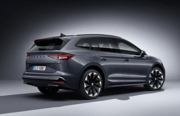 斯柯达推出ENYAQ Sportline iV车型 提供三种动力总成