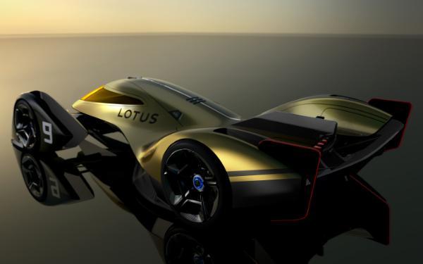路特斯发布纯电E-R9耐力赛车