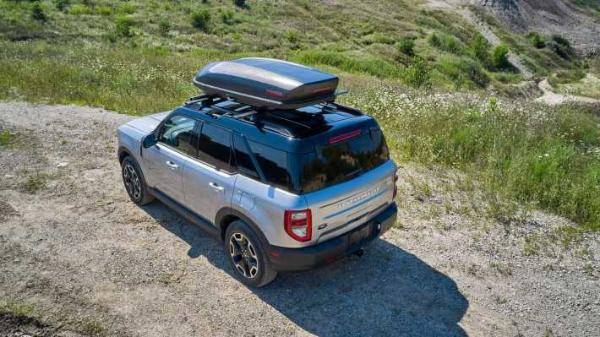 福特为Bronco Sport车型提供五种配件包