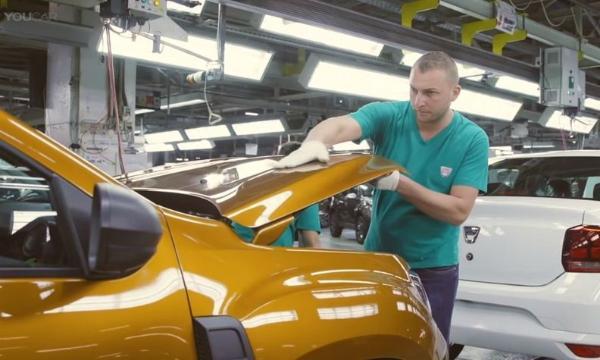 雷诺和斯特兰蒂斯的筹码被砍掉了 六大工厂的产量有限