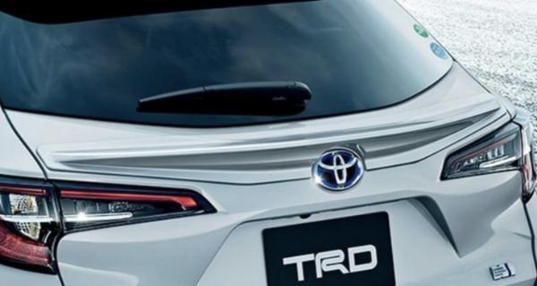 丰田将推GR卡罗拉旅行版车型 外观设计更动感