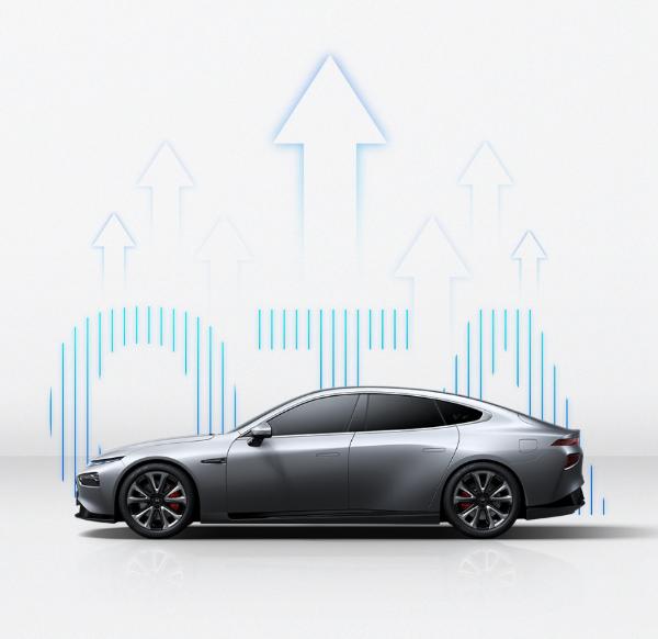 发布10天 小鹏P7最强OTA装车率突破97%