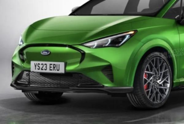 福特全新纯电小型SUV或将于2023年量产 基于MEB平台打造