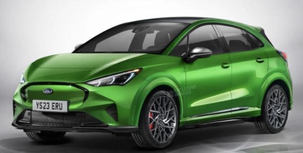 福特新推出的纯电动小型SUV将于2023年在MEB平台上量产