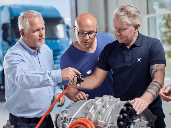 投资2亿!ZF在美国南卡罗来纳州的变速器工厂建了一条新生产线