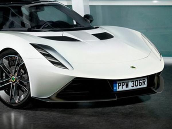 路特斯Type 131渲染图曝光 轻量化车身/或于2022年交付