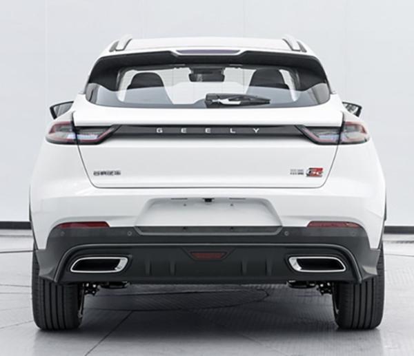 新款帝豪GS将于4月26日上市 或更名为帝豪S