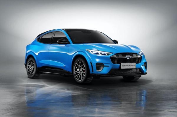 国产福特野马Mach-E价格曝光2021上海车展亮相